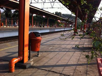 Alamat Stasiun Tanjung Barat