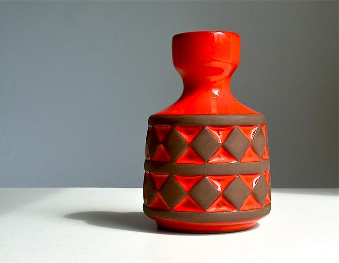 frank keramik Potshots: Frank Keramik Danmark. A Danish vase with a Swedish cousin frank keramik