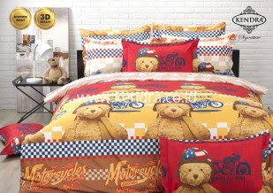 Sprei Kendra Signature Racing Bear