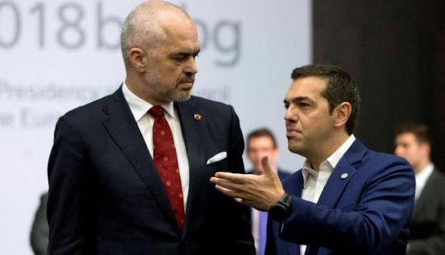 Γιατί ξεκίνησε νέος ελληνοαλβανικός «πόλεμος»