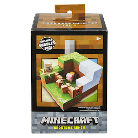 Minecraft Environment Sets Pig Mini Figure