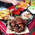Quán ăn vặt hot nhất tại Hà Nội cùng vô vàn món ăn vặt ngon rẻ như nem lụi, chim quay mắc mật, nem chua rán, cơm cháy kho quẹt,...