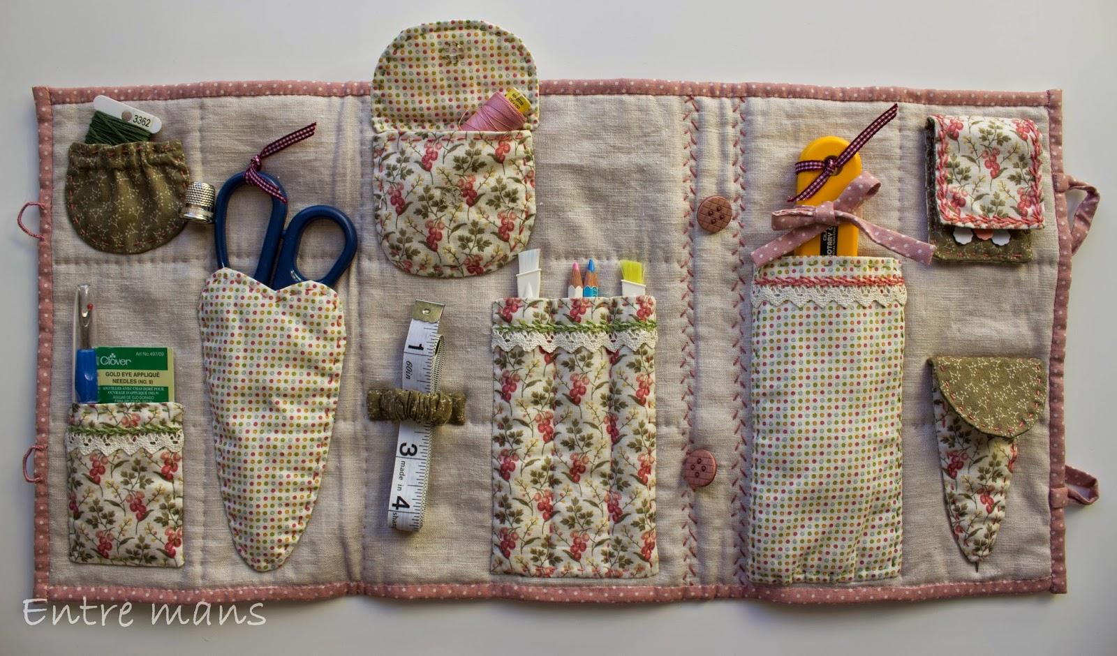 Entre mans costurero - La casita del patchwork ...