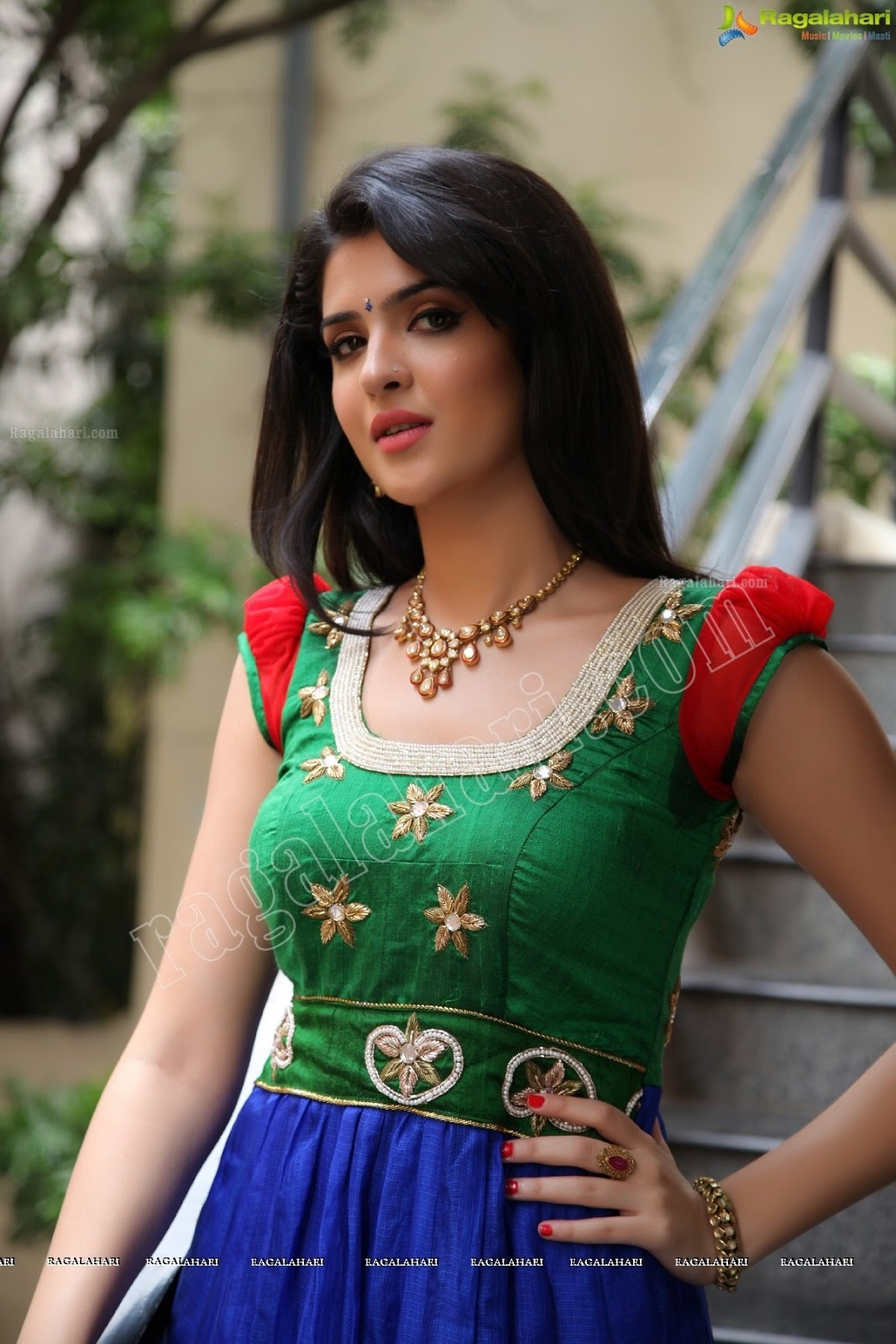 only actress: deeksha seth gallary