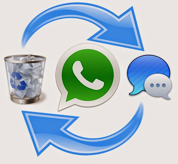 Recover Deleted Messages In WhatsApp