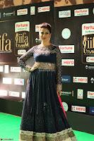 Raai Laxmi in Beautiful Backless Designer Anarkali Gown at IIFA Utsavam Awards 2017  Day 2  Exclusive 57.JPG