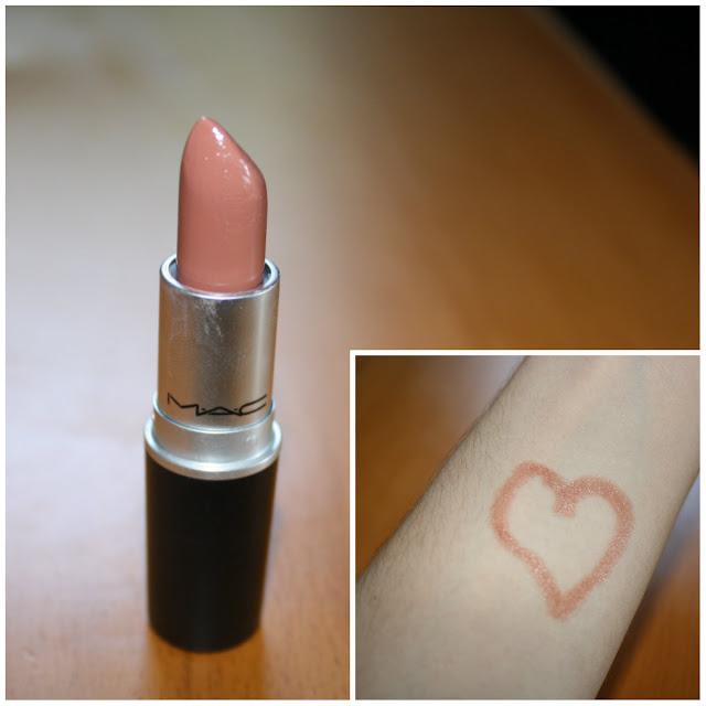 Mac Jubilee Lipstick Swatch