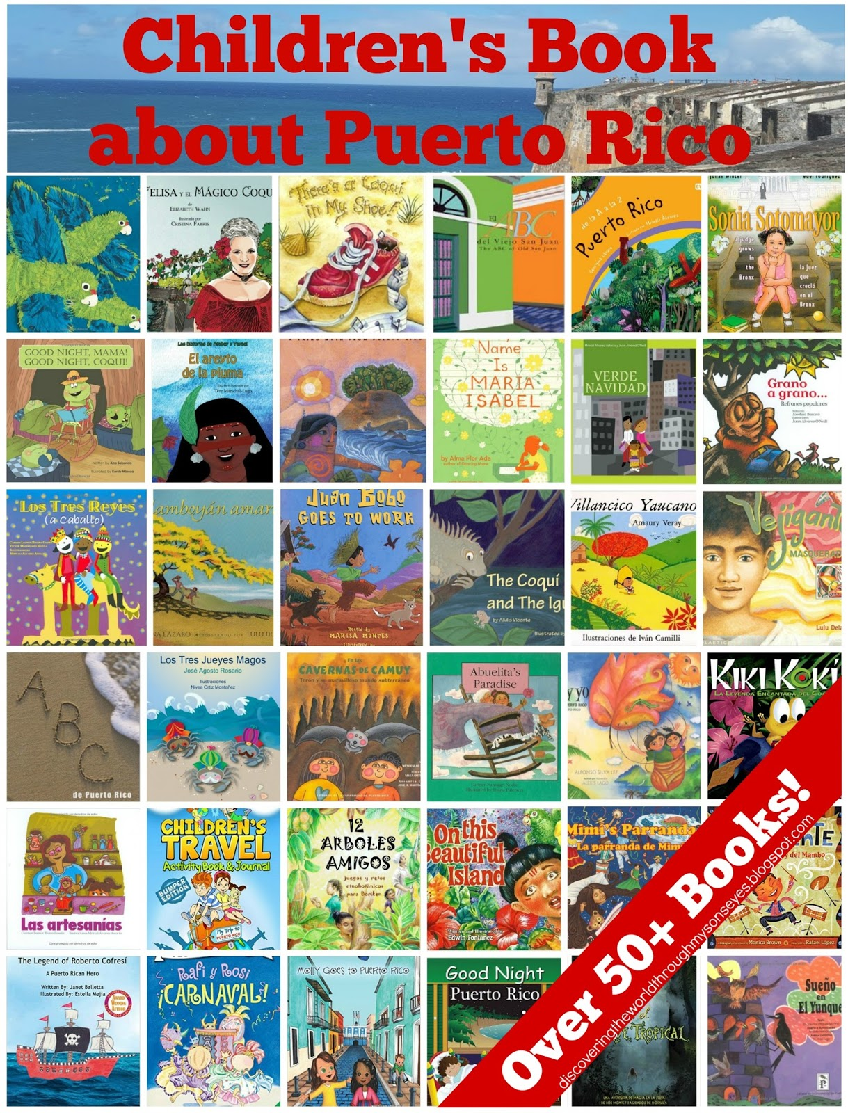 Children S Book About Puerto Rico