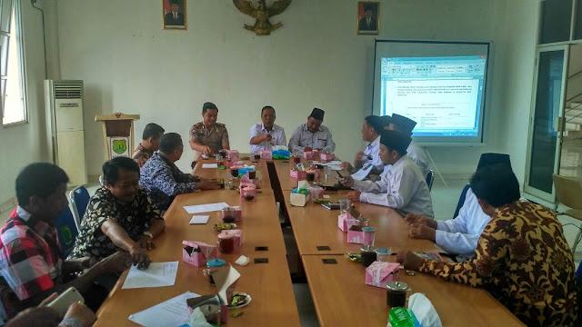 FKUB Kabupaten Muba Gelar Dialog Tokoh Lintas Agama