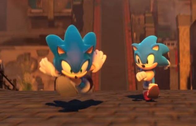 sonic mania 2017 gameplay