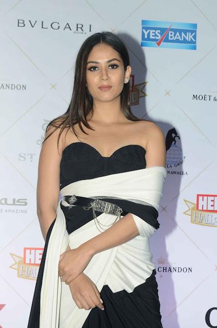 Mira Kapoor at Hello! Hall Of Fame Awards 2018