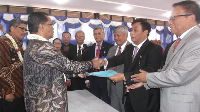 Universitas HKBP Nommensen Torehkan Sejarah Baru