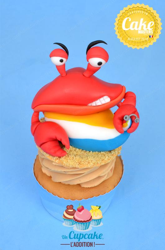 LES CANAILLES DE LA PLAGE : Barnabé le Crabe dégonfleur de ballons