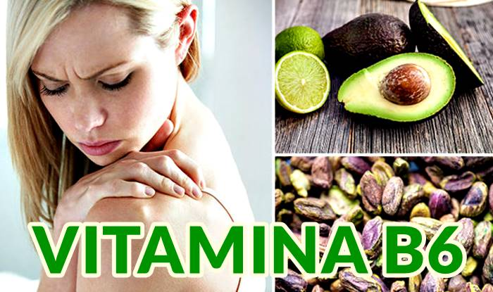 Síntomas de un déficit de vitamina b6 en nuestro cuerpo