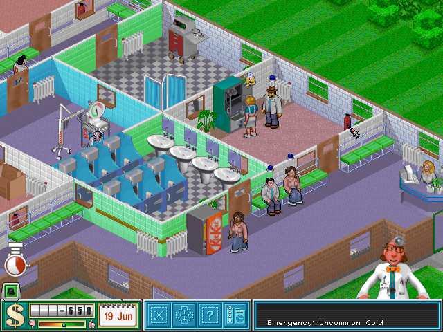 Two point hospital cheats and hacks | sims building, xbox one pc.