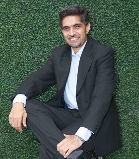 Alvin Gomesz, General Manager, Maxus Sri Lanka