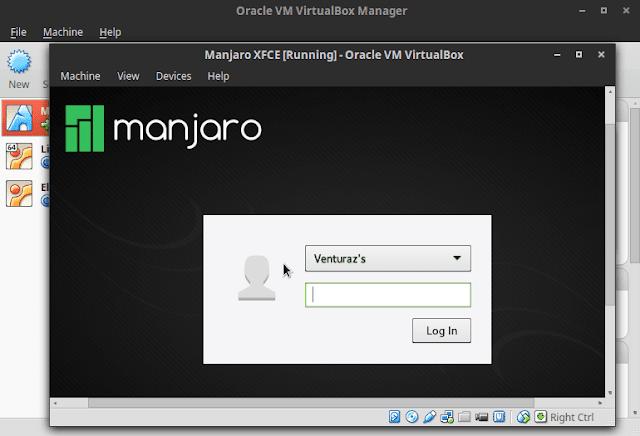 Cara Install VirtualBox di Linux Mint 17.2