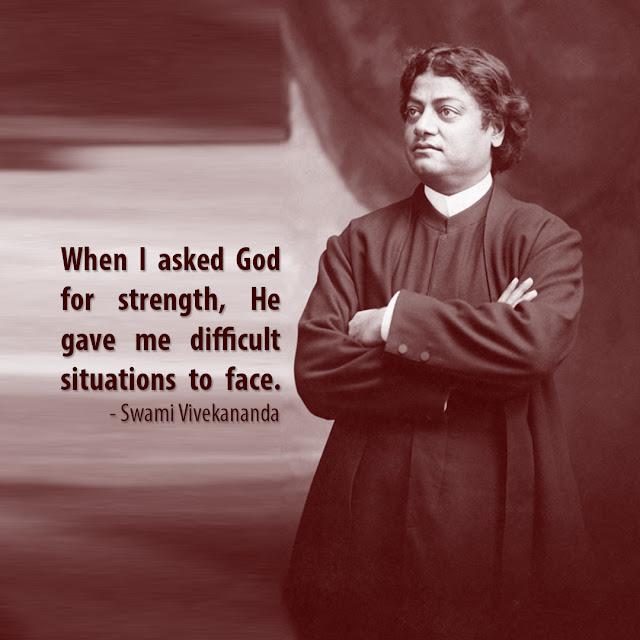 Quote 4 by Swami Vivekananda | HBR Patel