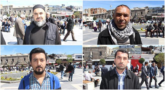 Diyarbakırlılardan camilere düzenlenen saldırılara tepki