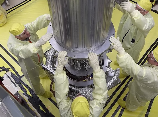 NASA Jajal Reaktor Nuklir Anyar