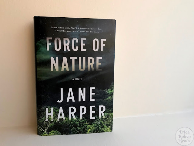Book Review of Force of Nature by Jane Harper