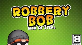 Robbery Bob Mod Apk Terbaru v1.17 Unlimited Money