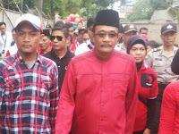 Djarot Bilang PKB Itu 'Partai Koncone Banteng' Karena Berwawasan Islam Nusantara