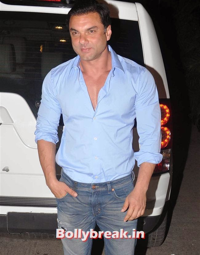 Sohail Khan, Bollywood Celebs at Kangana Ranaut Birthday Bash Pics