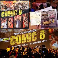Premiere Film Comic 8