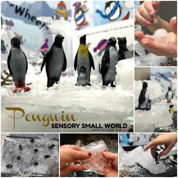 Penguin Small World