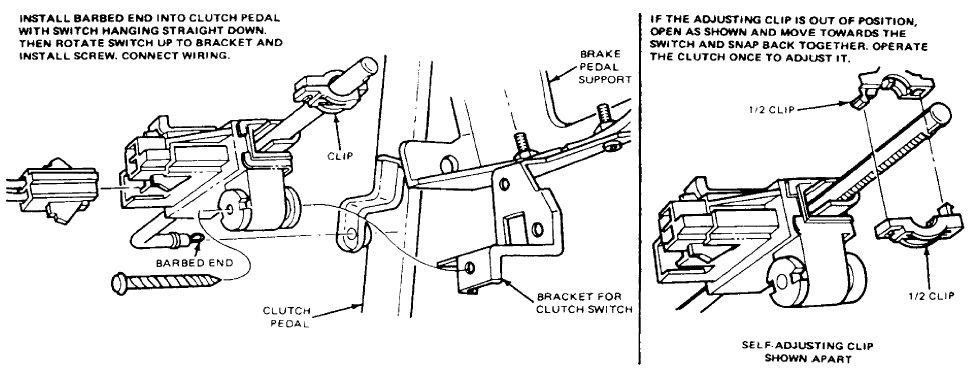neutral safety switch wire diagram