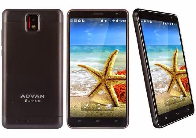 Advan Star Note S5L