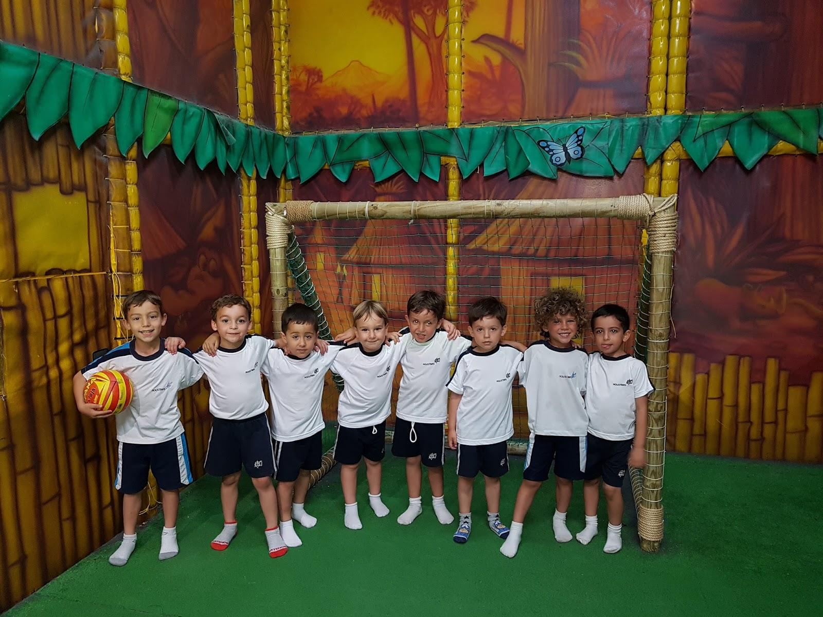 Agustinas Valladolid - 2017 - Infantil 5 - Indina Bill