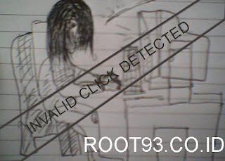 gambar ilustrasi invalid click
