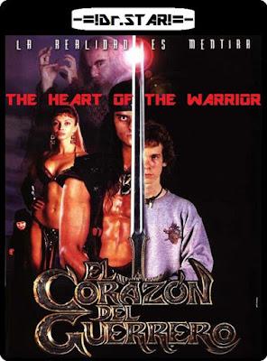 Heart of the Warrior 1999 Dual Audio Hindi DVDRip 300Mb x264