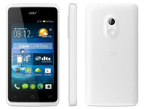 Acer Z200 Duo