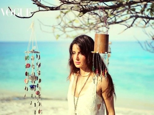 Katrina Kaif Hot Photoshoot Behind The Scenes