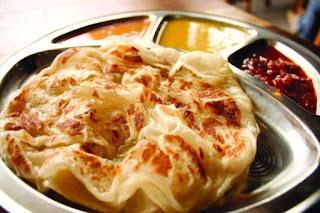 Resepi Roti Canai Lembut Rangup