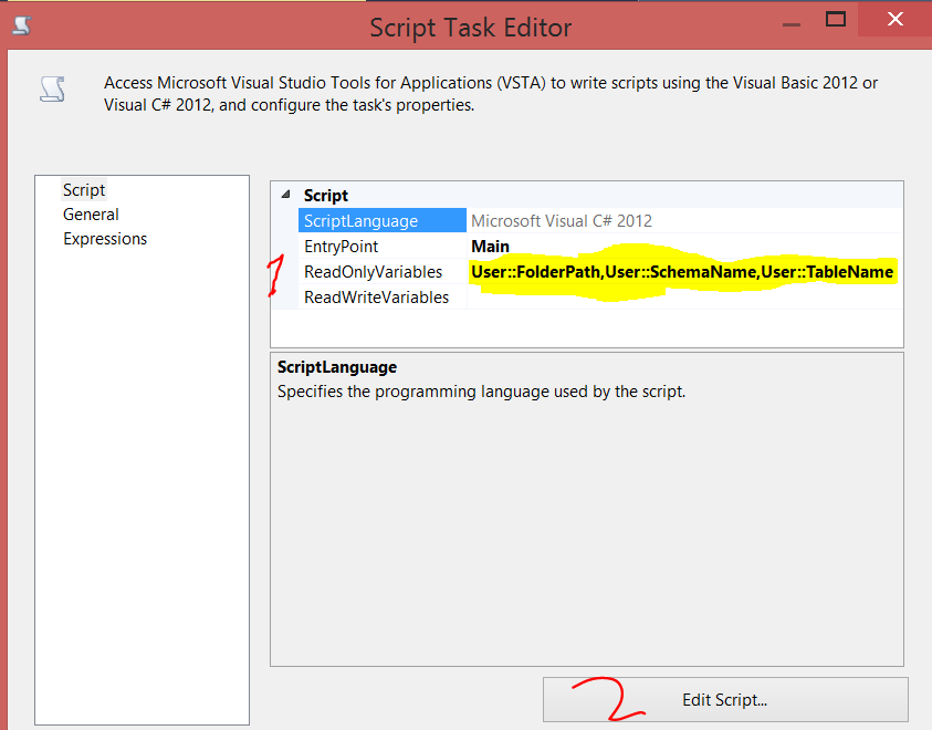 Welcome To TechBrothersIT: How to Load Excel File Name and