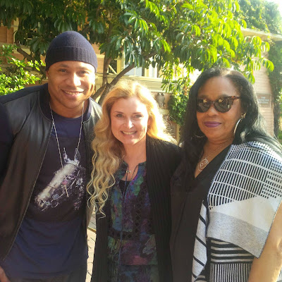 "Don't Miss the Incredible Story DNA Uncovered for LL Cool J on ""Finding Your Roots"" Tonight"