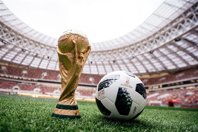 Todo listo para entretener a los venezolanos con el Mundial de Fútbol