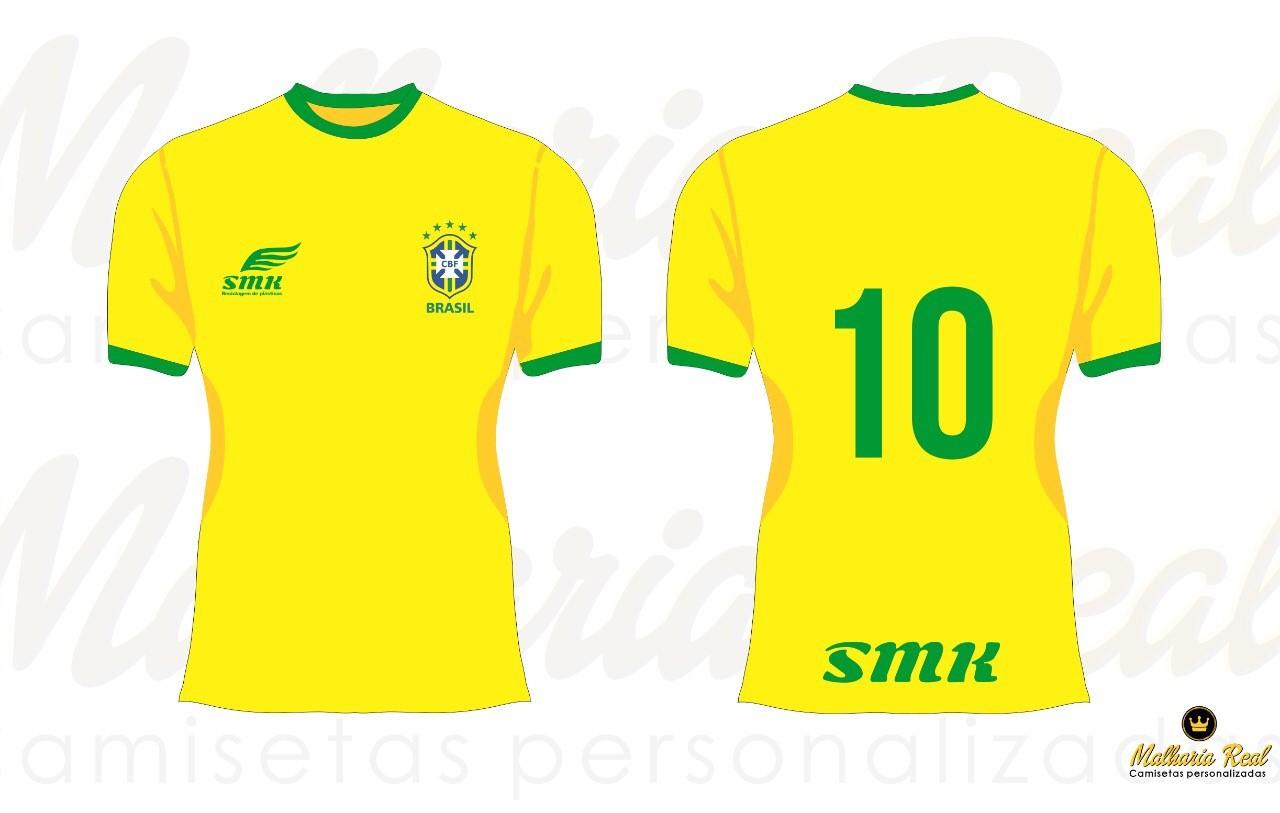 Blog do Luigi Arruda  Camiseta do Brasil copa do mundo 2018-SMK 2a8f0bfe979b9