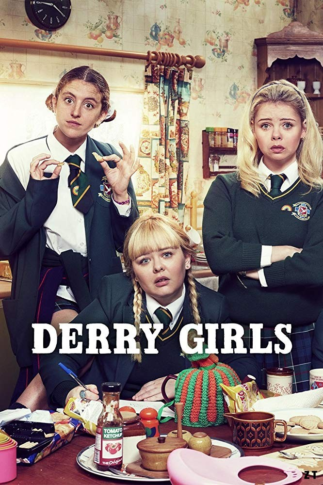 Derry Girls – Saison 2 [Streaming] [Telecharger]