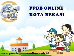 Begini Proses Penerimaan Siswa Baru SD/SMP PPDB Kota Bekasi 2021
