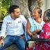 Elías Lixa realizó su primera caminata en Oncán