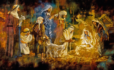 bible story summary the birth of jesus my treasure box