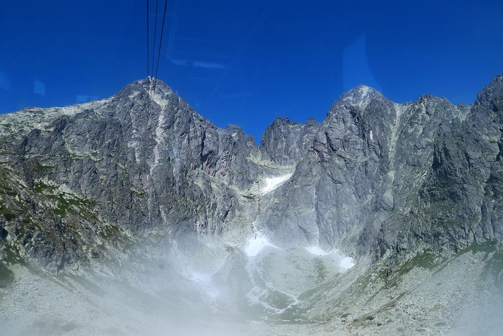 Lomnický štít 2634 m – Slovakia 17