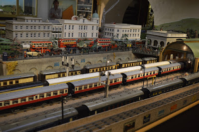 Brighton Toy and Model Museum Running Day, Hornby, Marklin, Bassett-Lowke, Minic, Tri-Ang,