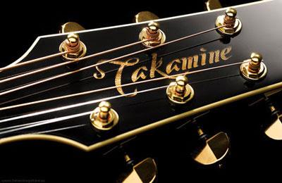 Tìm hiểu chi tiết vè  đàn guitar thương hiệu Takamine