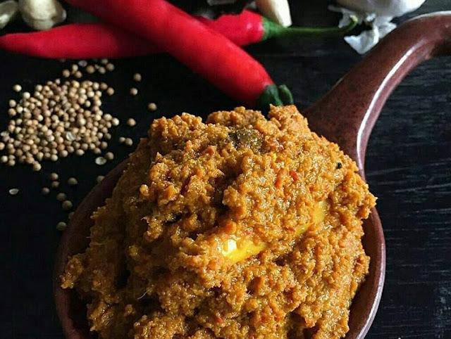 Resep bumbu bali , resep bumbu , masakan bali , masakan buka puasa , masakan khas indonesia